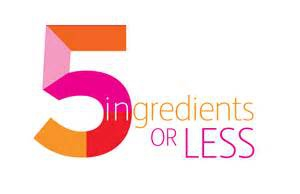 5 Ingredients Image